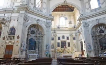 Basilica Church of St Giovanni Battista Lecce Puglia